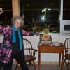 Margaret Atwood a célébré son anniversaire avec nous le 17 novembre 2011. KristenGunn a confectionné le délicieux et magnifique «gâteau écosystème».