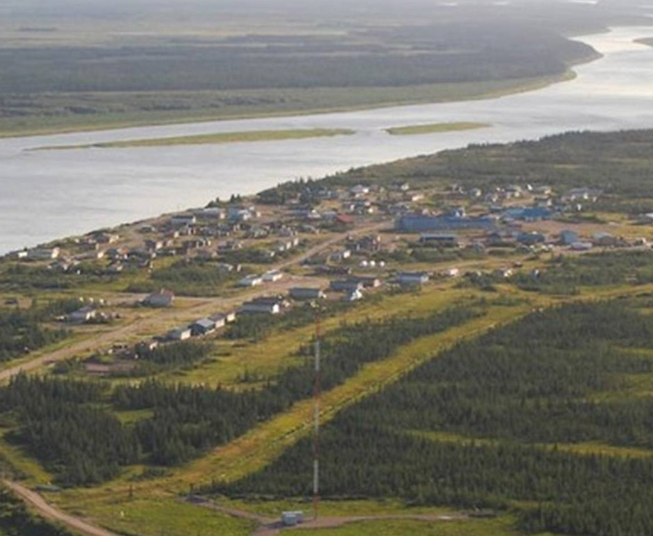 Fort Severn. There are 34 remote first nations communities in the Far North with a total population of about 24,000.